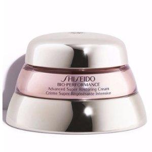 $55.73(原价$75)Shiseido 资生堂百优精纯面霜  1.7oz