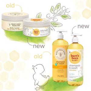 8折 婴儿洗护套装$26.99Burt's Bees 婴儿用品 纯天然呵护 $7.59收宝宝洗护2合1