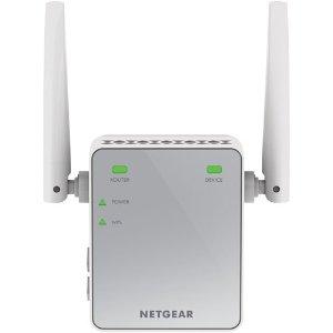 NetgearN300 Wi-Fi 拓展器