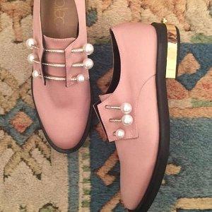 低至7折 一双杨幂最爱的鞋Coliac 新款珍珠美鞋超值热卖