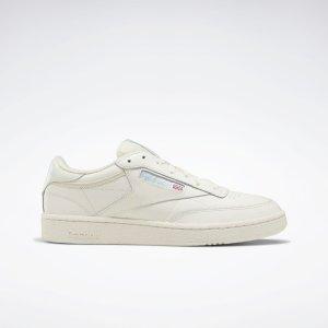 ReebokClub C 85复古小白鞋