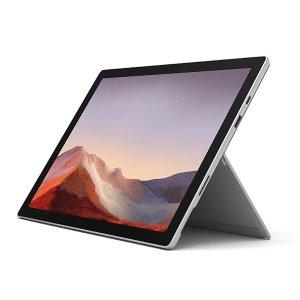 史低价:Microsoft Surface Pro 7 ( i3, 4GB, 128GB) 6.7折特价 又降€100