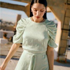 5折起+折上9折 仅€16起入手& Other Stories 夏季大促终于开始 这个夏天少不了的法式小裙