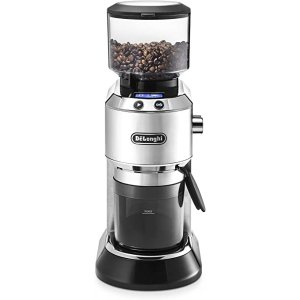 Delonghi电动咖啡研磨机, Black, KG521M