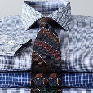 4件$199   美国总统也爱穿最后一天:Brooks Brothers 哥伦布日男士衬衣优惠 兄dei们快下手