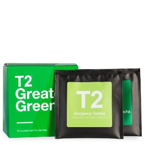 T2 tea Greatest Greens茶叶礼盒