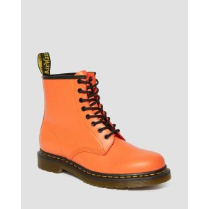 Dr. Martens多色可选!36-47码!1460橘色马丁靴