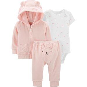 Carter'sDoorbuster婴儿含外套3件套