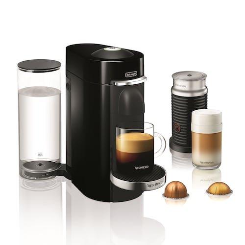 Vertuo Plus 豪华胶囊咖啡机+奶泡机 送16个胶囊咖啡