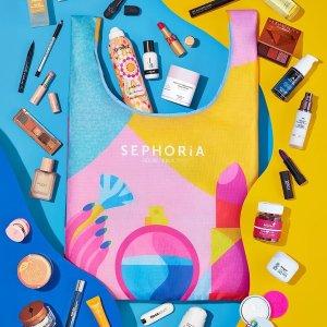 $13起收好物 钱包不破产Sephora精选Mini彩妆护肤品热卖 收La Mer洁面、日落盘