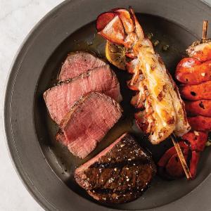 5折 缅因龙虾尾立减$50Omaha Steaks 夏季活动 三文鱼、鳕鱼、鲷鱼等海鲜特价