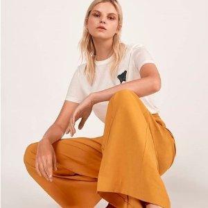 低至5折 澳洲品牌Cue 精选职业休闲女装热卖