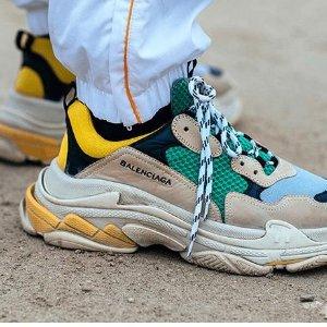 低至5折 €450收老爹鞋巴黎世家惊喜罕见折扣 老爹鞋、袜子靴都在线 时尚度爆表