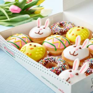 $12Two Dozen Doughnuts @ Krispy Kreme