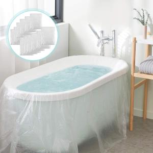 22p起 £11收50个一次性泡澡袋热卖 旅行出行必备!在哪里都能泡澡自由!