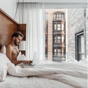 $205/晚 落地窗还原最美的你纽约最热网红酒店Arlo Nomad特价优惠