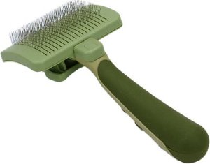 Safari Self-Cleaning Slicker Brush for Cats - Chewy.com