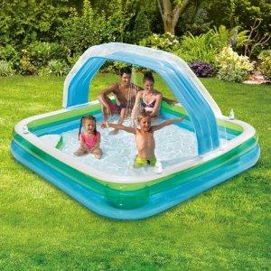 $29.99 (原价$70)Play Day 家庭充气泳池 后院泳池趴走起