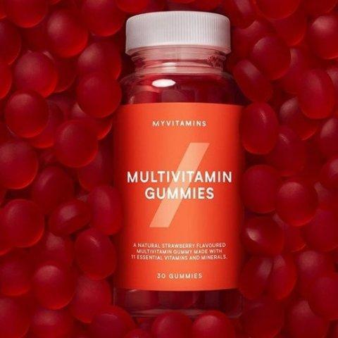 满650元享4.5折+免邮寄英国独家:Myvitamins 中国官网 复合维生素软糖、口服胶原蛋白促销