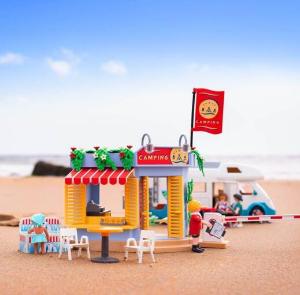 8折Playmobil 摩比世界儿童情景玩具热卖