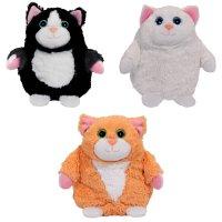 儿童毛绒玩具 3个