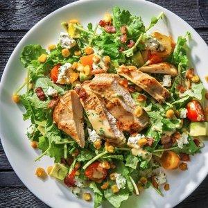营养均衡低卡美餐天天吃hellofresh 配餐包