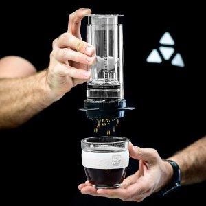 $49.8+免邮Delter Coffee Press 澳洲新兴咖啡压滤器具