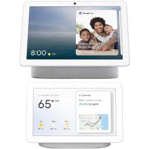 Google Nest Hub Max + Nest Home Hub 可视智能助手 套装