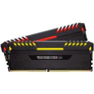$129.99CORSAIR Vengeance RGB 16GB DDR4 3000 Kit