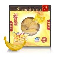 Golden Nest AAA级 优质金丝燕窝礼盒 28g
