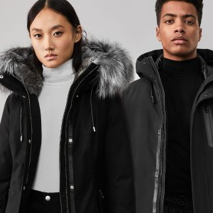 Up to 50% Off + Free ShippingMACKAGE Winter Sale