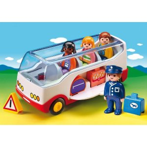 PLAYMOBIL®25% Off $501.2.3 Airport Shuttle Bus
