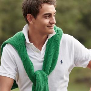 低至5折+额外7折 秋装上市折扣升级:Polo Ralph Lauren 精选男、女装热卖 收经典Polo衫