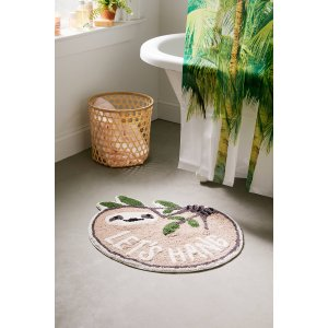 Let's Hang Bath Mat | Urban Outfitters