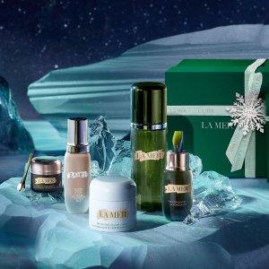 最高减$200 变相低至7.7折最后一天:La Mer官网 全场美妆热卖 好礼价值超$200