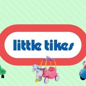 低至2折白菜价速抢!Little Tikes 儿童玩具促销特卖
