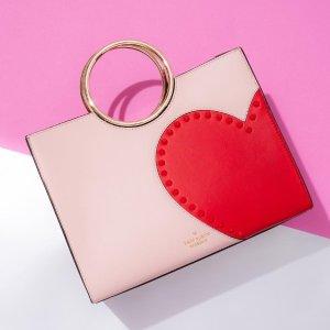 浪漫又有品味的礼物首选kate spade 情人节系列上新热卖