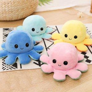 低至5折 仅€2.99起网红翻转章鱼宝宝热促 可爱炸裂的小确幸玩具