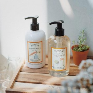 Buy 2 Get 1 Free + Extra 50% OffSitewide Sale @ Crabtree & Evelyn