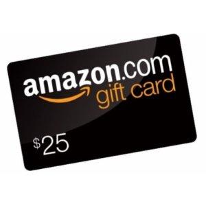 买$25礼卡送$5Amazon 送礼卡啦,昨天买的免费礼卡今天已进账