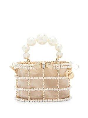珍珠鸟笼包