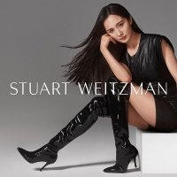 史低价:Stuart Weitzman 辣腿神器 过膝靴和p图说再见