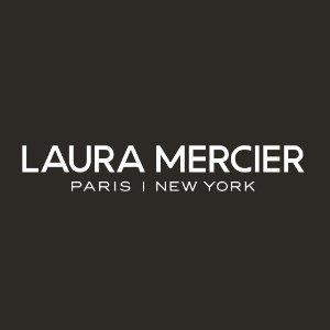 无门槛8折+送腮红Rose中样独家:Laura Mercier 罗拉散粉柔焦磨皮、元气腮红get日杂妆