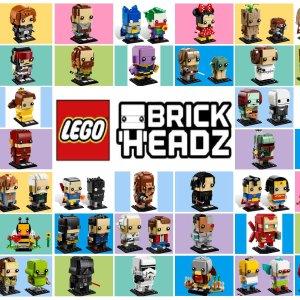 全场£3.99起 小小一颗随心放LEGO官网 £10以内专区 收超萌唐老鸭方头崽、钥匙扣等