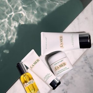 Extended: Dealmoon ExclusiveSpend $200+ Receive the Small Miracles Collection,  Spend $350, get $50 Off, Spend $500, Get $100 Off @ La Mer
