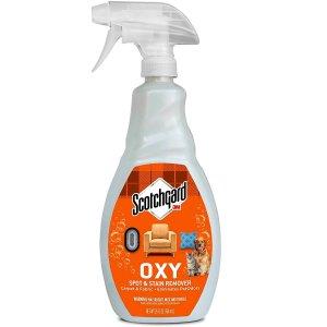 Scotchgard - Oxy Carpet & Fabric Spot & Stain Remover