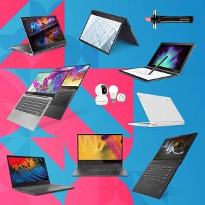 享8.5折  联想折叠轻薄系列参加computer_alliance官方 精选电脑、配件等热卖