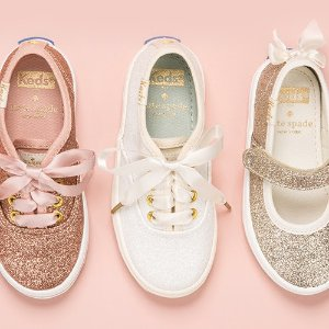 30% Off + Free ShippingKeds x kate spade new york Kids Shoes
