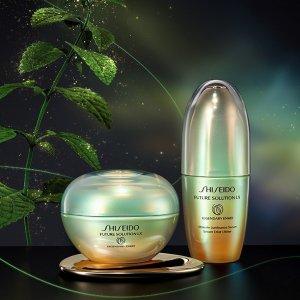 限时7折 国内专柜超难买!€245收惊喜上新:Shiseido 资生堂 传奇再生植物 终极奢华面霜 精华