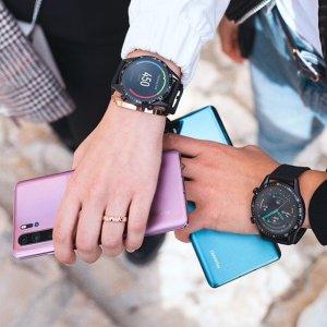 低至€179收耳机手环音响套装Huawei 智能穿戴 耳机 便携音响等套装专场特卖 低至7.7折